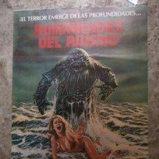 Cine: HUMANOIDES DEL ABISMO. DOUG MCCLURE, ANN TURKEL, VIC MORROW. AÑO 1980.. Lote 41505130