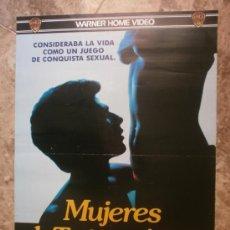 Cine: MUJERES DE TREINTA AÑOS. KAREN BLACK, TOM BERENGUER, SUSAN STRASBERG.. Lote 33481761