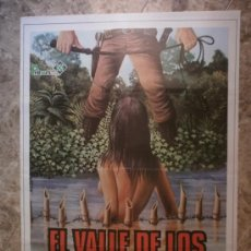 Cine: EL VALLE DE LOS MISERABLES. MARIO ALMADA, FERNANDO ALMADA, SILVIA MARISCAL.. Lote 33492240
