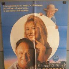 Cine: LUNA LLENA EN AGUA AZUL, CARTEL DE CINE ORIGINAL 70X100 APROX (2276). Lote 33495314