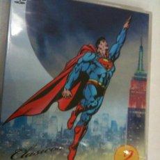 Cine: DVD SUPERMAN 2 DIBUJOS ANIMADOS CLASICOS - NUEVO Y PRECINTADO. Lote 34242817