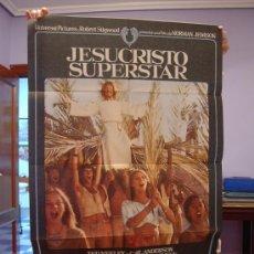 """Cine: CARTEL DE """"JESUCRISTO SUPERSTAR"""" 1973. Lote 33524428"""