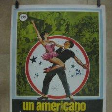 Cine: UN AMERICANO EN PARIS - GENE KELLY, LESLIE CARON - AÑO 1980. Lote 116594292