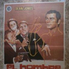 Cine: EL HOMBRE INVISIBLE - DEAN JONES. AÑO 1972. Lote 86816592