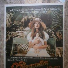 Cine: LA PEQUEÑA. KEITH CARRADINE, SUSAN SARANDON, BROOKE SHIELDS. . Lote 33628256