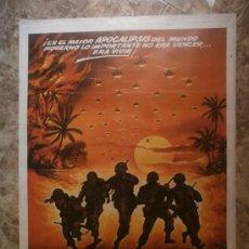 Cine: LOS CHICOS DE LA COMPAÑIA C. STAN SHAW, ANDREW STEVANS, JAMES CANNING. AÑO 1982.. Lote 33657481