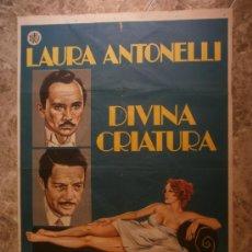 Cine: DIVINA CRIATURA. LAURA ANTONELLI, TERENCE STAMP, MARCELLO MASTROIANNI. AÑO 1976.. Lote 33658174