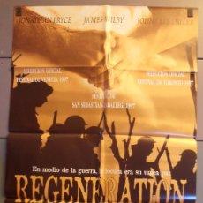Cine: REGENERATION, CARTEL DE CINE ORIGINAL 70X100 APROX (2578). Lote 33710382