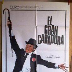 Cine: EL GRAN CARADURA. Lote 33715453