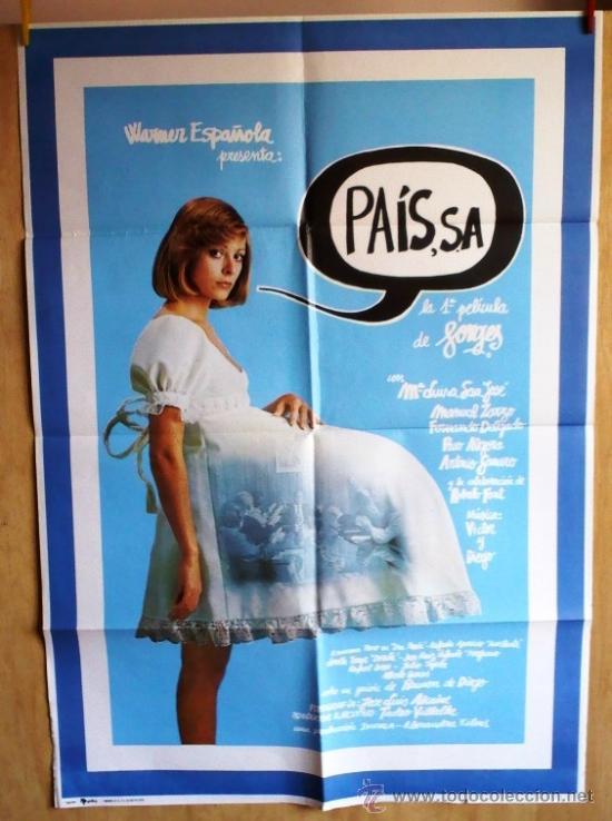 PAÍS S.A. (Cine - Posters y Carteles - Comedia)