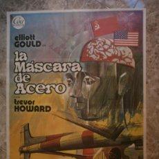 Cine: LA MASCARA DE ACERO. ELIOTT GOULD, TREVOR HOWARD. AÑO 1975.. Lote 85614031