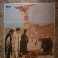 Cine: UNA HISTORIA QUE COMENZO HACE 2000 AÑOS. KEITH CARRADINE, HARVEY KEITEL. AÑO 1987.. Lote 85614358