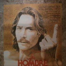 Cine: HOMBRE LIBRE. PETER STRAUSS. AÑO 1980.. Lote 33818199
