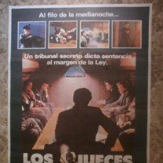 Cine: LOS JUECES DE LA LEY. MACHAEL DOUGLAS, HAL HOLBROOK, YARHET KOTTO. AÑO 1983.. Lote 33818615