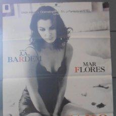 Cine: RESULTADO FINAL,MAR FLORES CARTEL DE CINE ORIGINAL 70X100 APROX (2907). Lote 33842336