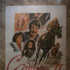 Cine: CAMPEON II. VERA MILES, STUART WHITMAN, SAM GROOM, PANCHITO GOMEZ. AÑO 1982.. Lote 33850512