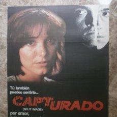 Cine: CAPTURADO. MICHAEL O'KEEFE, KAREN ALLEN, PETER FONDA. AÑO 1983.. Lote 33893113