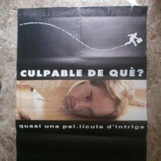 Cine: CULPABLE DE QUE ? MICHAEL CATLIN, CARMEN CONESA, SIMON ANDREU, CRAIG HILL.. Lote 33916407