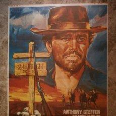 Cine: LOS 4 SALVAJES. ANTHONY STEFFEN, FRANK WOLFF.. Lote 36409369