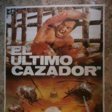 Cinéma: EL ULTIMO CAZADOR. DAVID WARBECK, TISA FARROW, TONY KING. AÑO 1980.. Lote 33980114