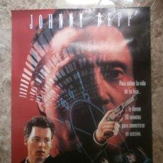 Cine: A LA HORA SEÑALADA. JOHNNY DEPP. AÑO 1996.. Lote 34048698