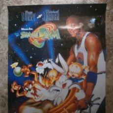 Cine: SPACE JAM. BUGS BUNNY, MICHAEL JORDAN. AÑO 1996. Lote 108865534