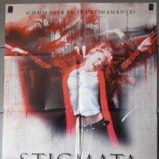 Cine: STIGMATA, CARTEL DE CINE ORIGINAL 70X100 APROX (3308). Lote 34098498