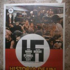 Cine: HISTORIA DE UN HOLOCAUSTO. JULIE HARRIS, EILEEN HECKART, ARTUR O'CONNELL. AÑO 1981.. Lote 34119187