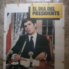 Cine: EL DIA DEL PRESIDENTE. PEDRO RUIZ.. Lote 34135537
