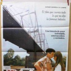 Cine: HISTORIA DE UNA REBELDE. Lote 34137925