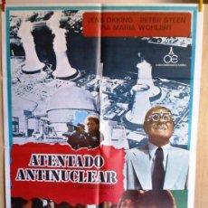 Cine: ATENTADO ANTINUCLEAR. Lote 34212439