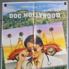 Cine: DOC HOLLYWOOD, CARTEL DE CINE ORIGINAL 70X100 APROX (3930). Lote 34239987