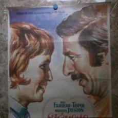 Cine: SIGUEME. MIA FARROW - TOPOL, MICHAEL JAYSTON. AÑO 1972.. Lote 34258119