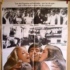 Cine: TENGAMOS LA GUERRA EN PAZ. Lote 34288611
