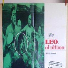 Cine: LEO, EL ÚLTIMO. Lote 34322019