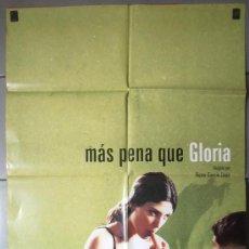 Cine: MAS PENA QUE GLORIA, CARTEL DE CINE ORIGINAL 70X100 APROX (4126). Lote 34331858