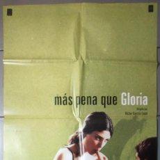 Cine: MAS PENA QUE GLORIA, CARTEL DE CINE ORIGINAL 70X100 APROX (4131). Lote 34333096