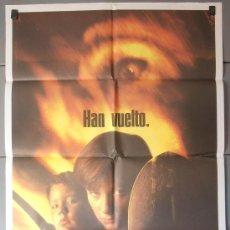 Cine: CEMENTERIO VIVIENTE DOS, CARTEL DE CINE ORIGINAL 70X100 APROX (4211). Lote 34340108