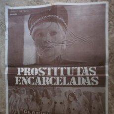 Cine: PROSTITUTAS ENCARCELADAS.. Lote 34386314
