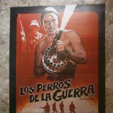 Cinema: LOS PERROS DE LA GUERRA. CHRISTOPHER WALKEN, TOM BERENGER, COLIN BLAKELY. AÑO 1980.. Lote 34436878