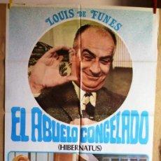 Cine: EL ABUELO CONGELADO. Lote 34441344