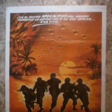 Cine: LOS CHICOS DE LA COMPAÑIA C. STAN SHAW, ANDREW STEVENS, JAMES CANNING. AÑO 1982.. Lote 34448798