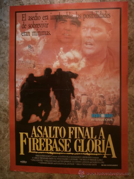 pelicula asalto final a firebase gloria