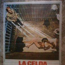 Cine: LA CELDA DE LA VIOLACION - YVETTE MIMIEUX - AÑO 1977. Lote 277755123