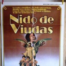 Cine: NIDO DE VIUDAS. Lote 34467581