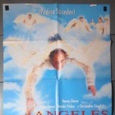 Cine: ANGELES,CARTEL DE CINE ORIGINAL 70X100 CM CON ALGUN DEFECTO A 1€,VER FOTO (4008). Lote 34499291