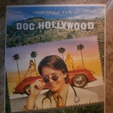 Cinema: DOC HOLLYWOOD. MICHAEL J.FOX, JULIE WARNER, BARNARD HUGHES. AÑO 1991.. Lote 34539806