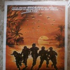 Cine: LOS CHICOS DE LA COMPAÑIA C. STAN SHAW, ANDREW STEVENS, JAMES CANNING. AÑO 1982.. Lote 34568252
