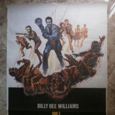 Cine: EL SUPERGOLPE. BILLY DEE WILLIAMS, RICHARD PRYOR, PAUL HAMPTON. AÑO 1976. Lote 109251852
