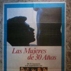 Cine: LAS MUJERES DE 30 AÑOS. KAREN BLACK, TOM BERENGER, SUSAN STRASBERG. AÑO 1979.. Lote 34576444